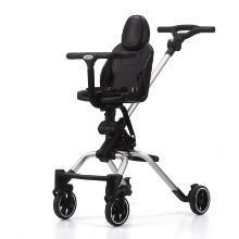 高景观婴儿手推车轻便折叠儿童双向四轮减震双向溜娃神器YJ-S-33