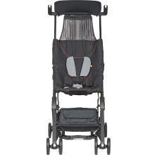 gb好孩子 婴儿车 婴儿推车 口袋车3系 升级款 轻便折叠 可登机(黑色POCKIT 3C-Q110BB)