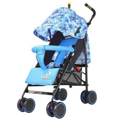 呵寶 嬰兒推車輕便折疊童車批發嬰兒推車可坐可躺嬰兒車