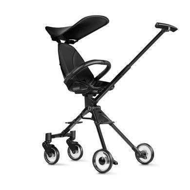 Pouch溜娃神器婴儿手推车双向避震超轻便 宝宝儿童推?#23548;?#26131;可折叠S113