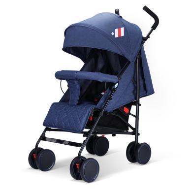 呵寶 嬰兒推車輕便攜折疊可坐可躺簡易歐式手推車bb寶寶迷你傘車冬