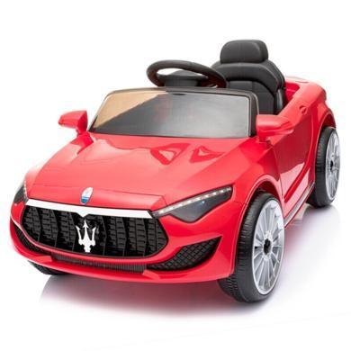 英萊兒 兒童電動車四輪帶遙控汽車可坐小車小孩寶寶玩具車童車充電可坐人搖擺車ddc13