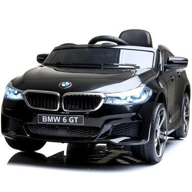 英萊兒 寶馬兒童電動遙控汽車四輪可坐人男女寶寶自駕童車嬰幼兒小孩搖擺玩具ddc11