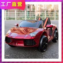 """英莱儿 儿童电动车四轮双驱玩具汽车可坐人??匾""""谠缃绦『⑼婢咄礵dc17"""