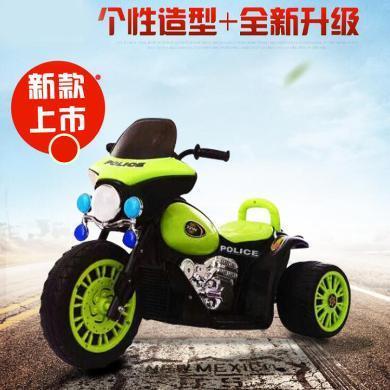 英萊兒 兒童電動三輪車電瓶車寶寶電摩電瓶車zxc5