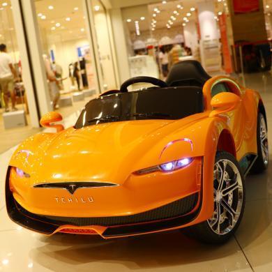 英萊兒 兒童電動車四輪寶寶遙控汽車男女電動車四輪可坐人充電童車 etddc45