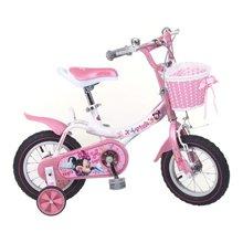 好孩子JG1288QX女款12寸自行车((JG1288QX-K120D粉红色))