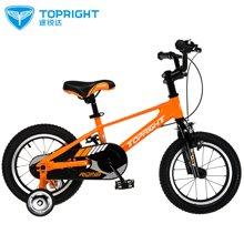 途锐达3岁以上儿童自行车 14 寸小孩自行车童车 猛禽