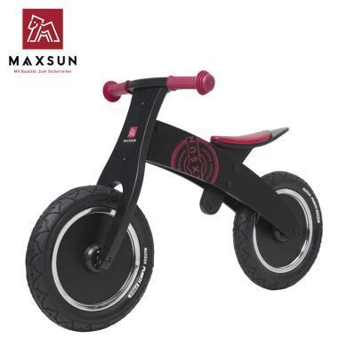 德國MAXSUN兒童平衡車滑步車無腳踏極馳者 寶寶滑行車平衡車2-3歲4-6歲