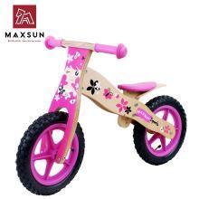 儿童平衡车木制学步车珍妮童车自行车儿童童车滑步车