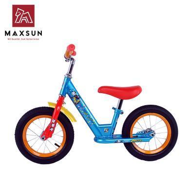 MAXSUN金屬兒童平衡車滑行無腳踏滑步車童車震撼上新