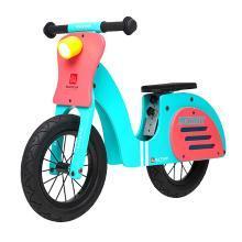 德国MAXSUN儿童木制平衡车滑步无脚踏自行车宝宝玩具滑行车2-3岁