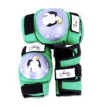 maxsun儿童骑行护具套装轮滑滑冰滑板溜冰鞋护腕护膝护肘