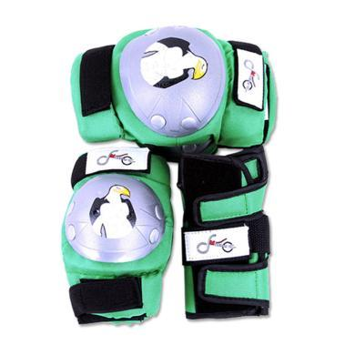 maxsun兒童騎行護具套裝輪滑滑冰滑板溜冰鞋護腕護膝護肘