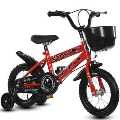 英萊兒 兒童自行車12寸小孩子單車14寸16寸腳踏車 etzxc36