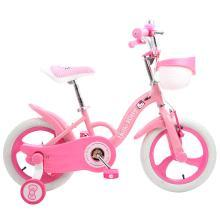 奥特王 儿童自行车女女童凯蒂猫Hello Kitty 单车12/14/16寸2-3-6岁小孩幼儿婴儿?#30424;?#36710;公主款童车