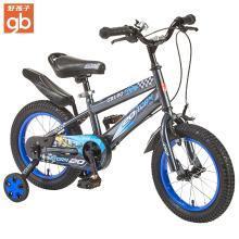 好孩子(gb)兒童自行車男女童車腳踏12寸單車小孩自行車兒童自行車子童車GB1257Q-GQ003B 12寸