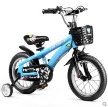 途锐达蜘蛛侠(经典)儿童自行车14寸单车脚踏车男孩脚踏单车男女宝宝小孩童车