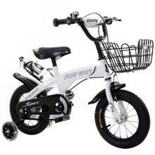 英萊兒 兒童自行車男孩121416寸2-9歲寶寶童車男女小孩單車兩輪車腳踏車帶安全輔助rtzxc24