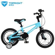 途锐达3岁以上儿童自行车 16 寸小孩自行车童车 猛禽