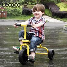 lecoco乐卡儿童三轮车2-3-5-6岁三轮滑行车扭扭车摇摆车