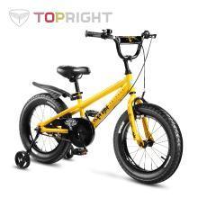 途锐达 粗轮酷儿童自行车16寸18寸男孩宝宝?#30424;?#21333; etzxc28