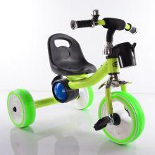 英萊兒 新款兒童三輪車腳踏車 兒童腳蹬三輪車 閃光三輪童車ZXC8