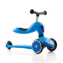COOGHI/酷骑儿童二合一多功能平衡车1-5岁 伦敦蓝