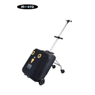 瑞士micro迈古米高滑板车懒行李箱 可折叠收纳 家庭旅行拉杆箱 儿童推车可上飞机