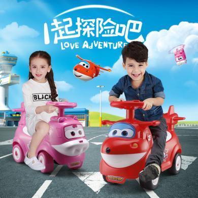 英萊兒 兒童車扭扭車1-3歲寶寶溜溜車四輪學步車帶音樂 lhwjc30