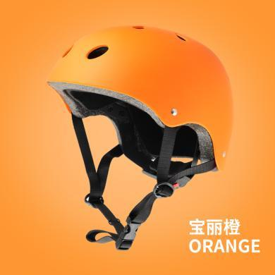 lecoco乐卡儿童头盔滑板车?#33014;?#33258;行车儿童安全帽可调节运动头盔护具