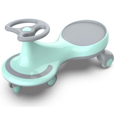 兒童扭扭車溜溜車萬向輪兒童滑行車防側翻1-3-6歲寶寶靜音輪