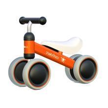 乐的 B.DUCK小黄鸭儿童滑板车婴儿滑滑溜溜车折叠踏板车2岁男女小孩宝宝滑行车1003款
