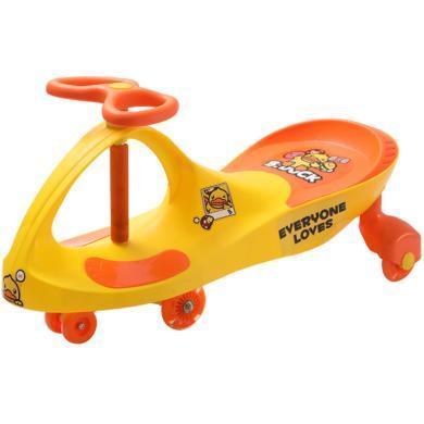 扭扭車兒童1-3歲寶寶車子滑行車溜溜車四輪嬰兒防側翻搖擺車JY1016