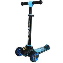 美洲狮1-12岁儿童男女滑板车3岁6岁宝宝单脚踏板车小孩滑滑代步车