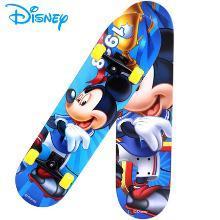 迪士尼正版四轮滑板双翘公路刷街儿童小孩青少年代步车初学者街刷米奇