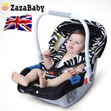 ZaZaBaby 升級款提籃式兒童安全座椅嬰兒寶寶汽車用車載可搭配推車za2050plus