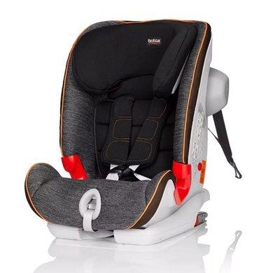 寶得適britax百變騎士汽車兒童安全座椅isofix9個月-12歲