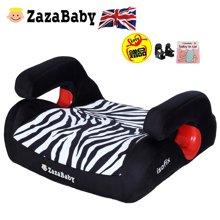 ZazaBaby 汽車兒童安全座椅增高墊3-12歲寶寶車載坐墊ISOFIX硬接口2030plus