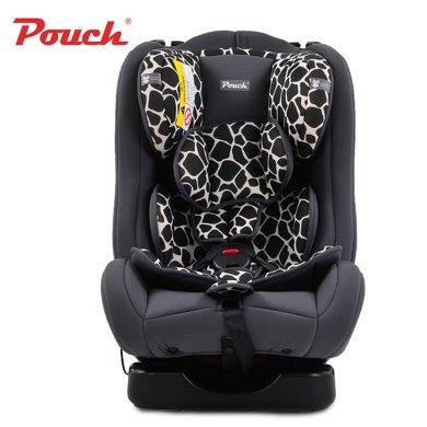 pouch嬰兒安全座椅0-6歲新生兒寶寶便攜式兒童安全座椅汽車用Q18