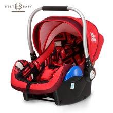 bestbaby新生兒提籃式安全座椅13KG以下嬰兒寶寶車載搖籃車家兩用LB-320