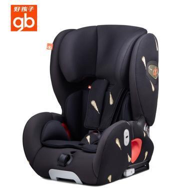 好孩子(gb)高速汽車兒童安全座椅汽車用寶寶嬰兒汽座新品金羽系列 CS816
