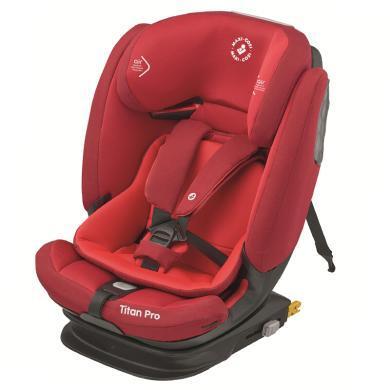 美国maxicosi迈可适Titan Pro睿智小巨人儿童汽车安全座椅isofix硬接口9个月-12岁