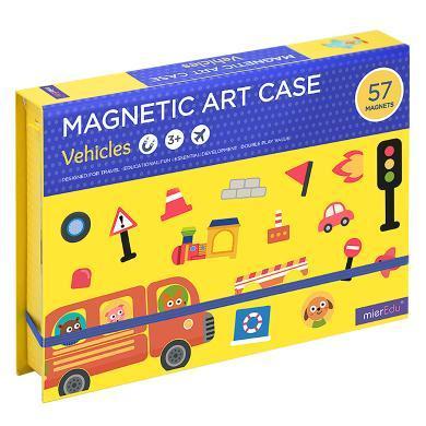 MierEdu磁力拼圖 兒童益智玩具拼拼樂