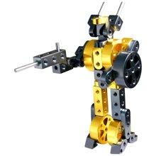 聚优信是台湾进口的创意品牌 金刚魔组 变形DIY铝合金创新好玩的玩具 型号AFJ