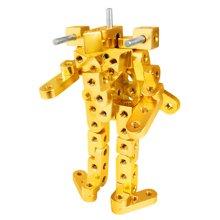 聚优信是台湾进口的创意品牌 金刚魔组 变形DIY铝合金创新好玩的玩具 型号ACJ