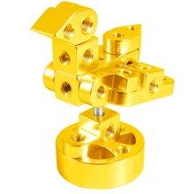台湾进口可收藏可展览可玩具可拼装的炫酷欣赏型铝合金产品--金刚魔组J