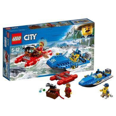 樂高城市組 60176 激流追擊 LEGO City 積木玩具