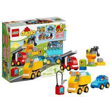 乐高得宝系列 10816 我的一组汽车与卡车套装LEGO大颗?;就?>                             </a>                         </div>                     <div class=