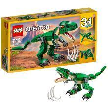 乐高创意百变系列31058 凶猛霸王龙LEGO 积木玩具